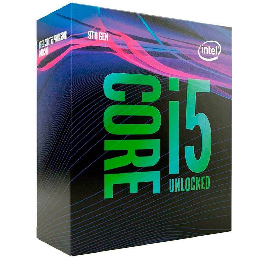 PROCESSADOR INTEL 1151 CORE i5-9400F 2.90GHZ 9MB COFFEE LAKE