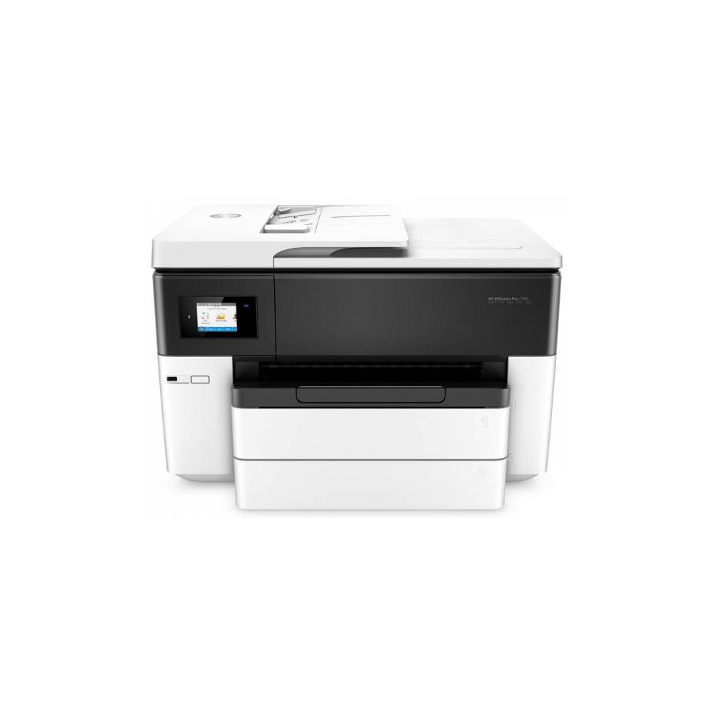 MULTIFUNCIONAL JATO DE TINTA COLOR HP OFFICEJET 7740 A3