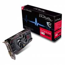 PLACA DE VIDEO SAPPHIRE RADEON PULSE RX 560 4GB OC VERSION GDDR5