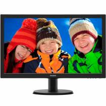 MONITOR LED PHILIPS 23.6 243V5QHABA FULL HD